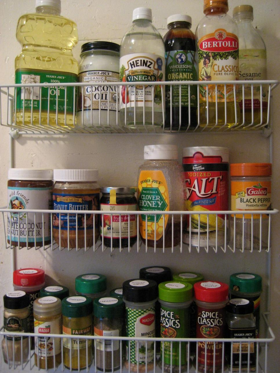 Kitchen Pantry Organization Ideas Custom 16 Small Pantry Organization Ideas  Hgtv Decorating Inspiration