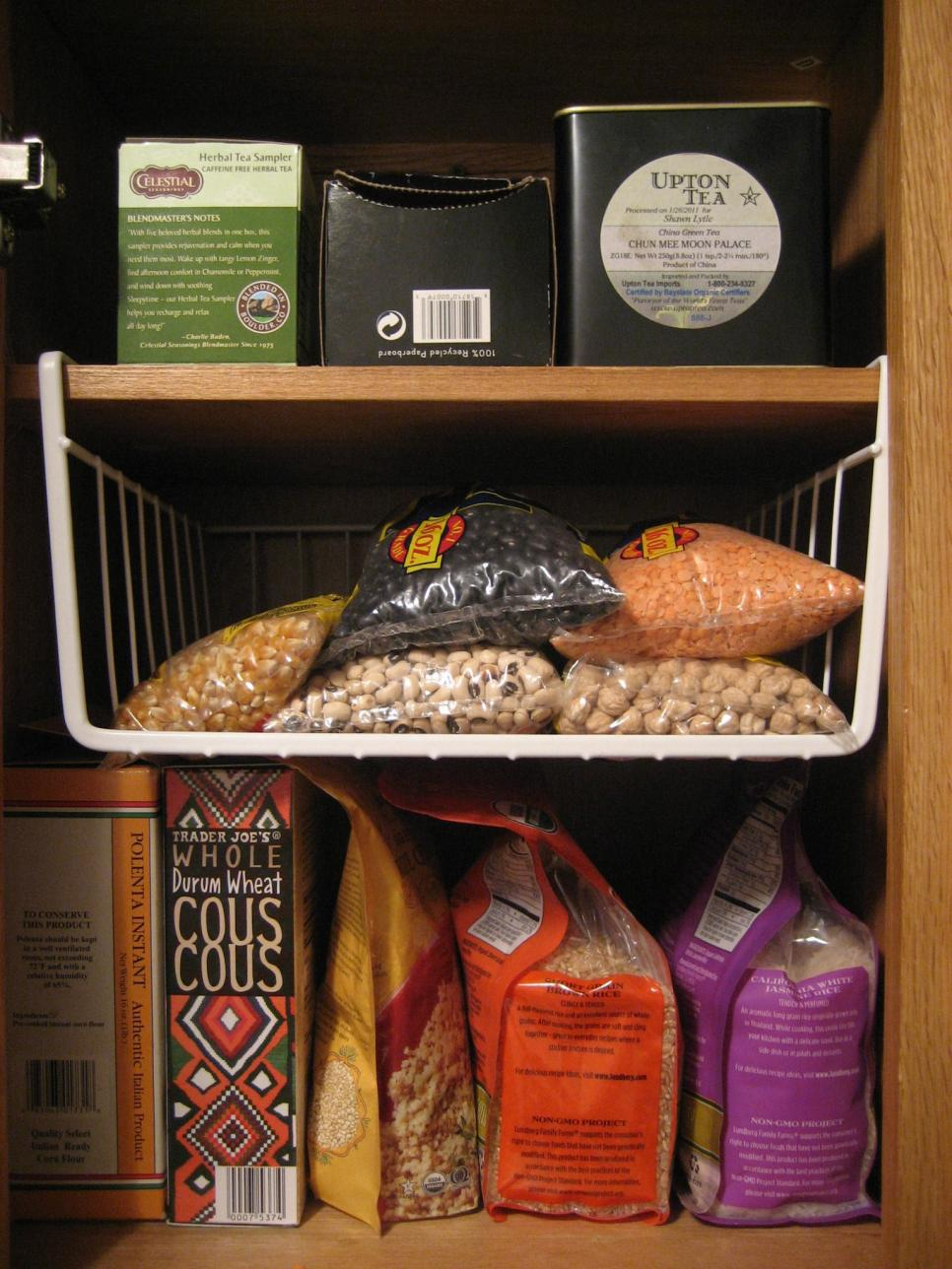 Kitchen Pantry Organization Ideas Classy 16 Small Pantry Organization Ideas  Hgtv Decorating Design