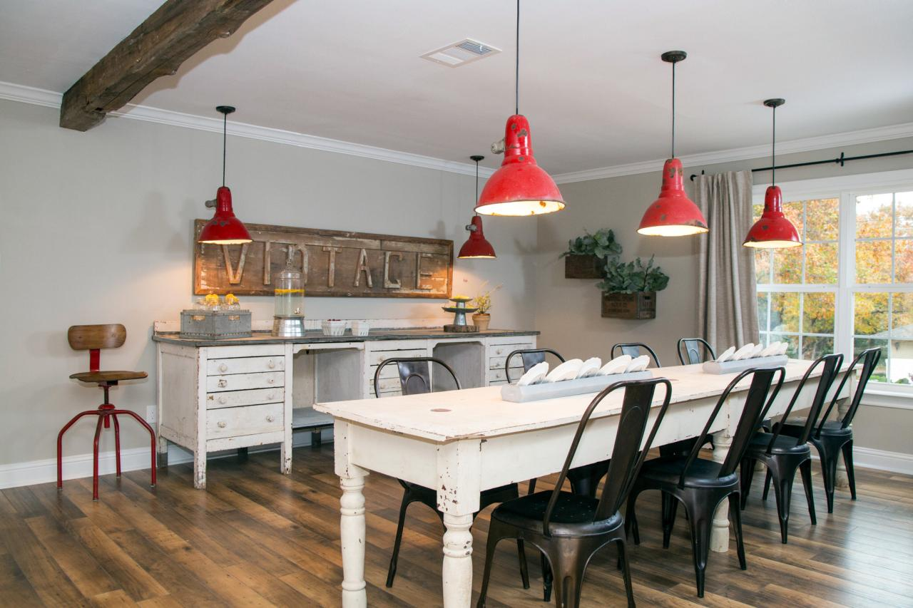 Fixer upper kitchen pendants - Tags