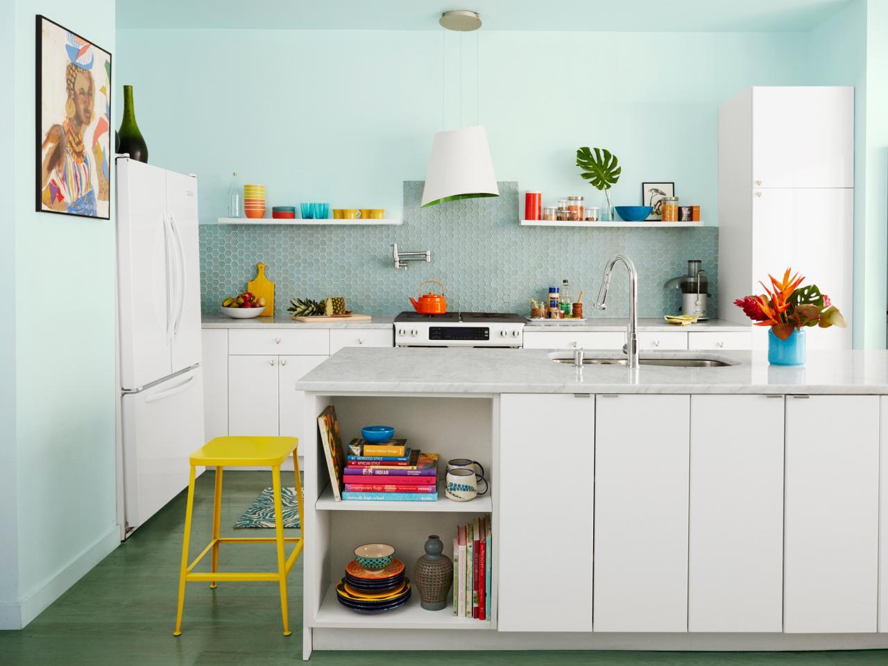Best Mop For Kitchen Floor Choosing The Right Kitchen Floor Material Hgtv