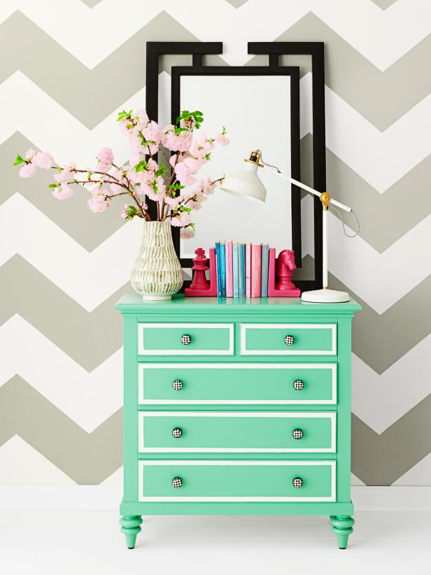 Contemporary Dresser Style