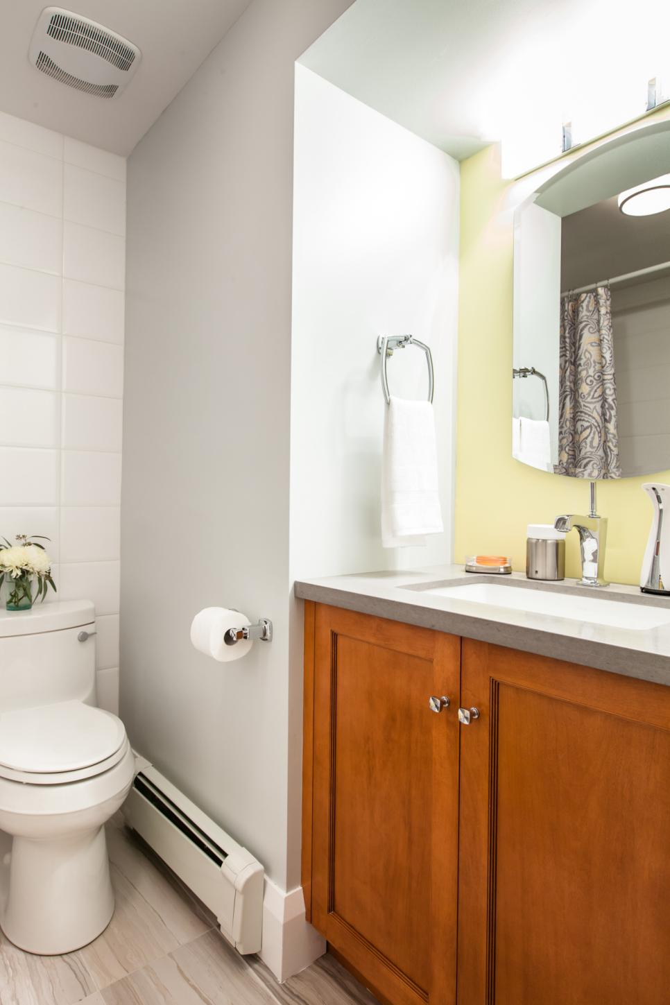 Http Www Hgtv Com Remodel Bathroom Remodel Before And After 20 Incredible Small Bathroom Makeovers Pictures