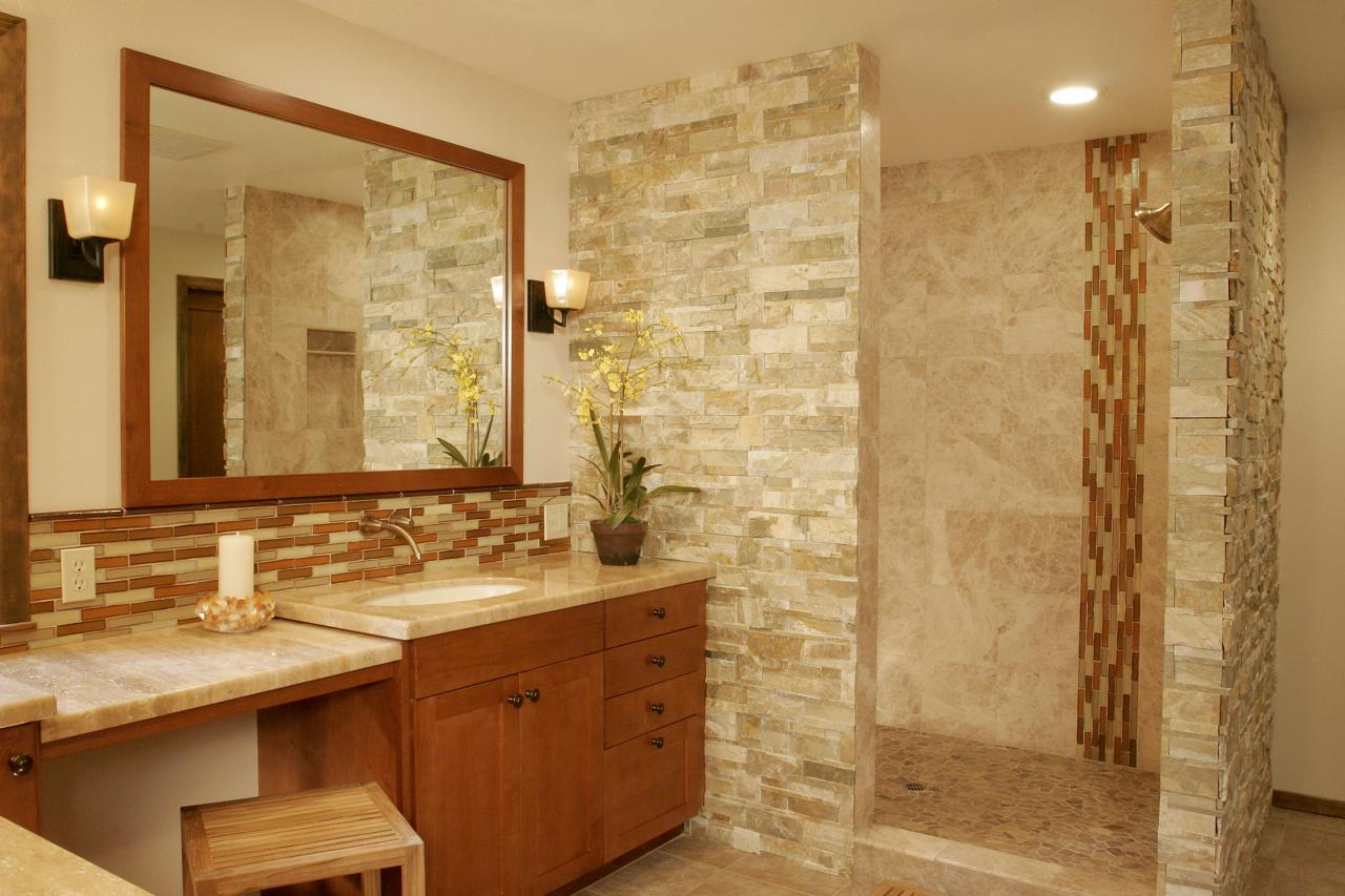 Making a splash with your bathroom backsplash mozaico blog Bathroom designs with tile backsplashes