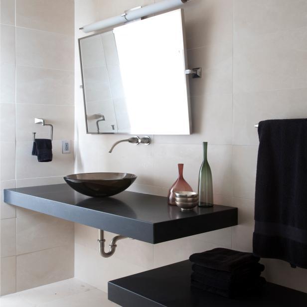 Original About Floating Bathroom Vanities On Pinterest  Wood Bathroom Vanities