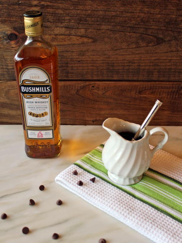 Whiskey-Spiked Chocolate Sauce