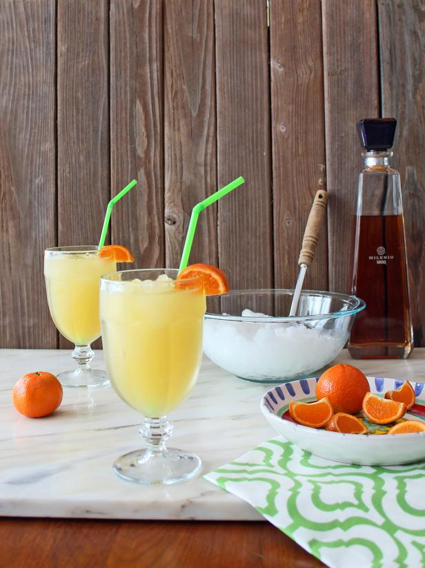 Snow Day Margaritas Recipe