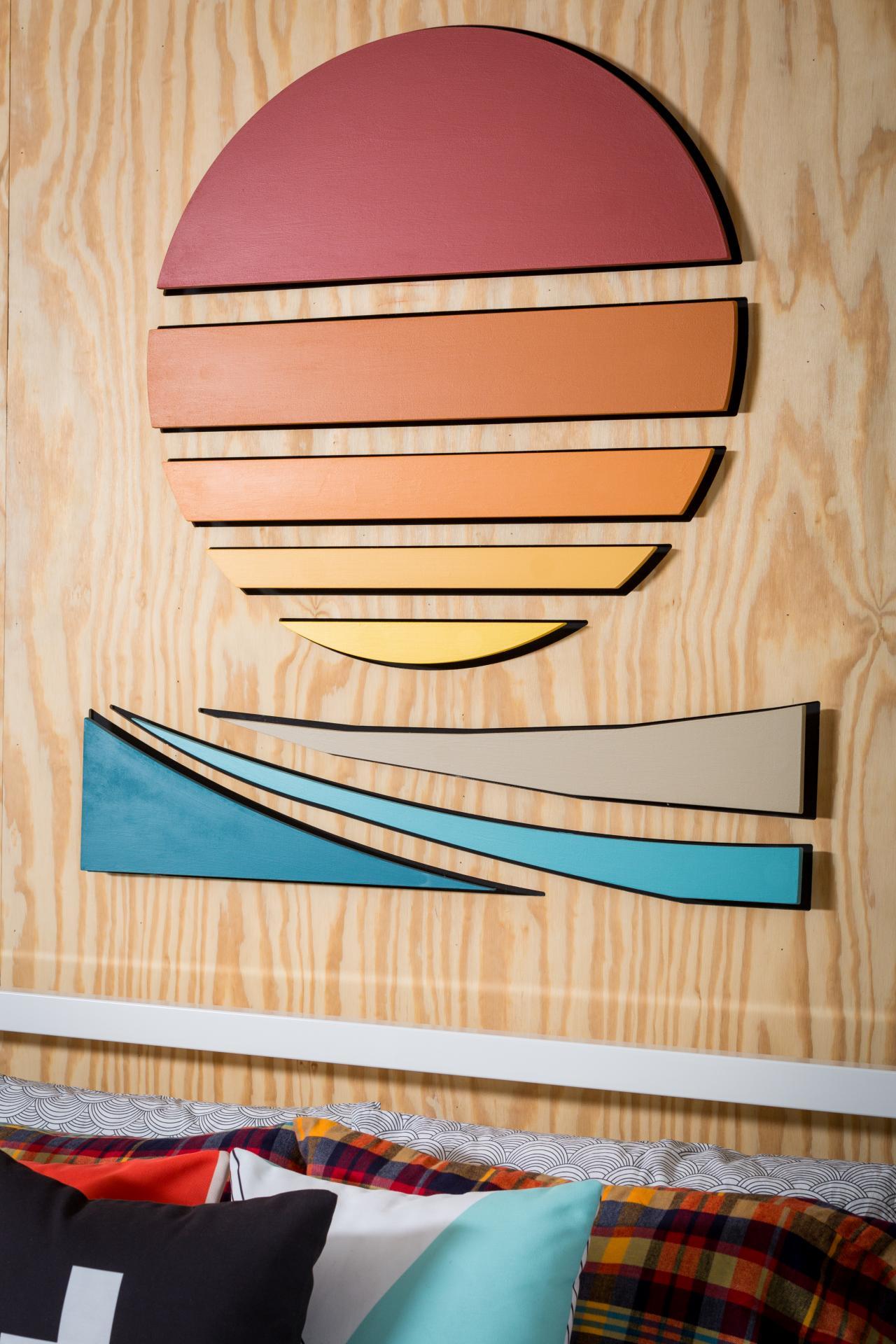 Surfing Bedroom Decor Boys Surf Culture Inspired Bedroom Jj Design Group Hgtv