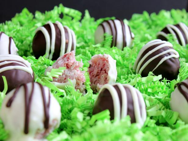 Chocolate Coconut Easter Candy