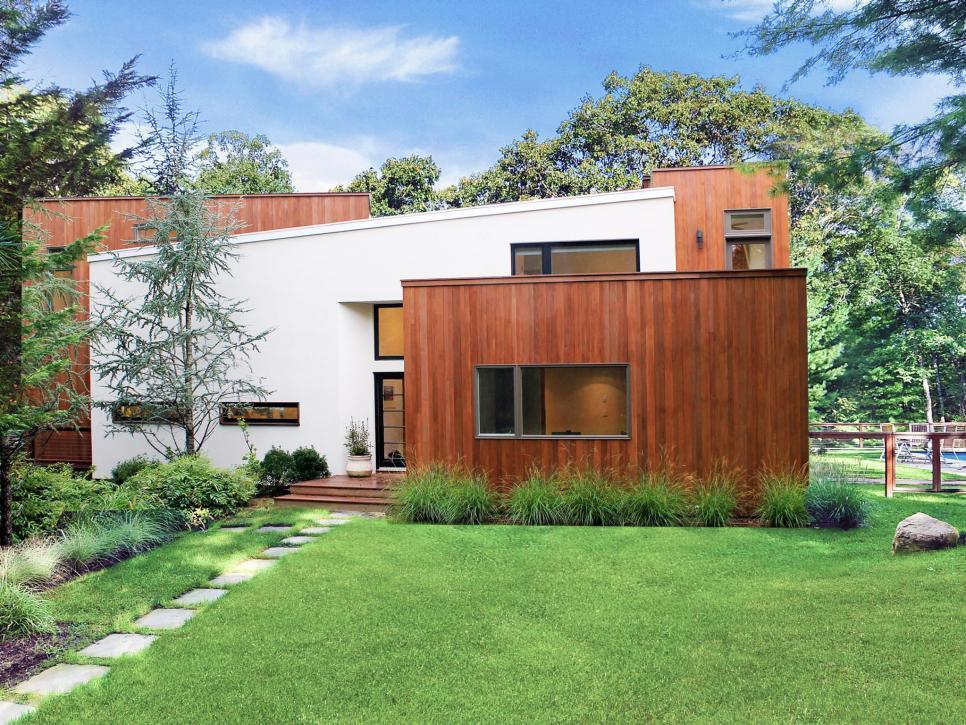 Modern Beach Home With Cedar Exterior Eisner Design Hgtv