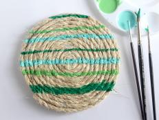 Rope Trivets