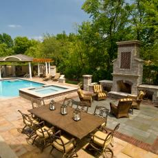 C.B. Conlin Landscapes: A Backyard Paradise in Suburbia
