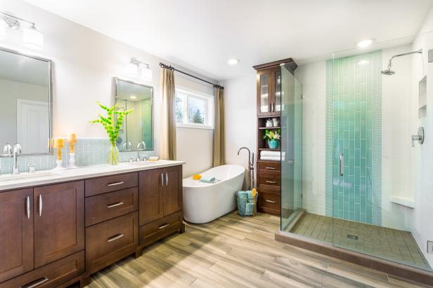 Maximum Home Value Bathroom Projects Tub And Shower Hgtv