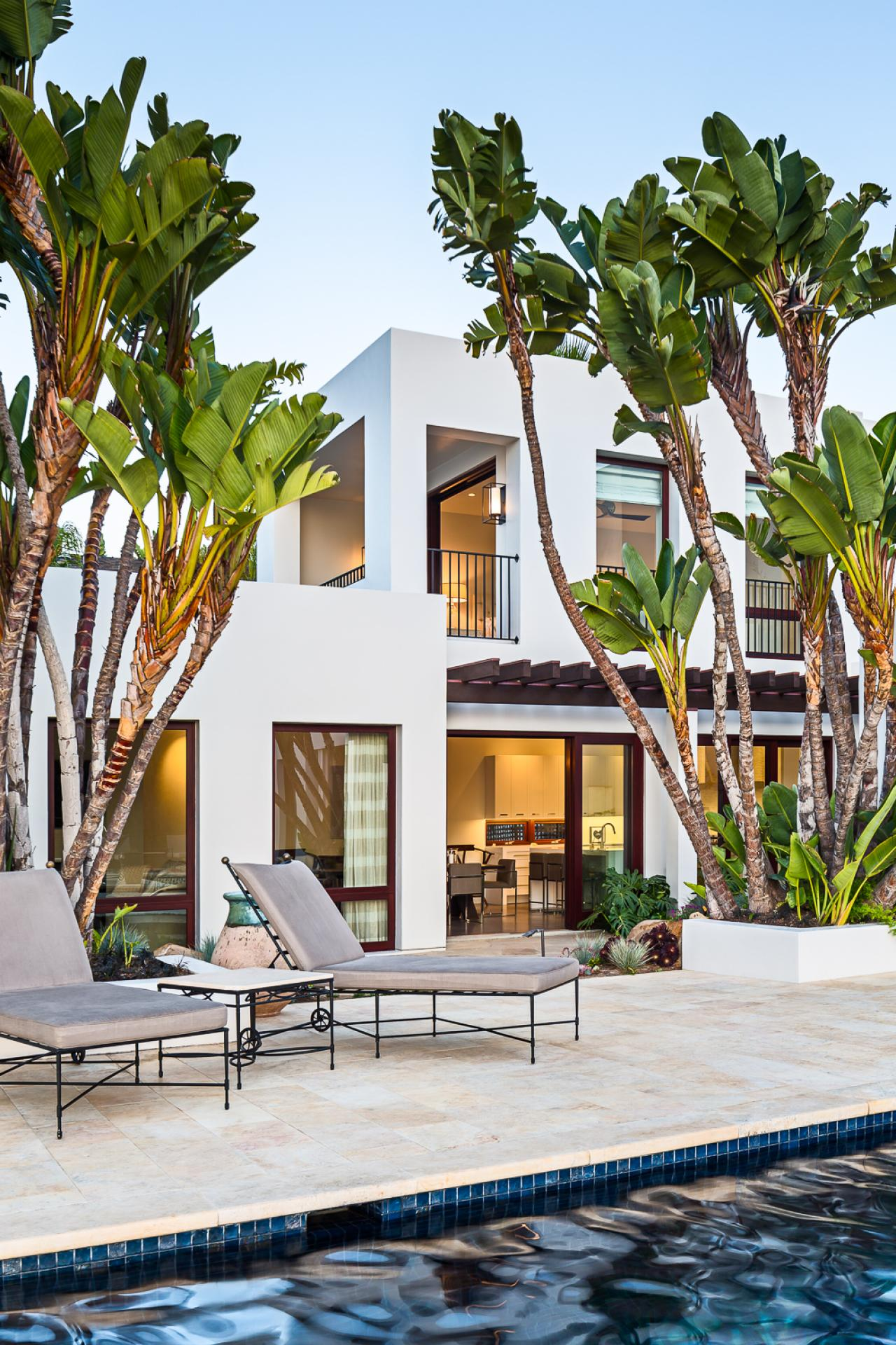 Santa barbara coastal beach guest house nma architects Coastal homes