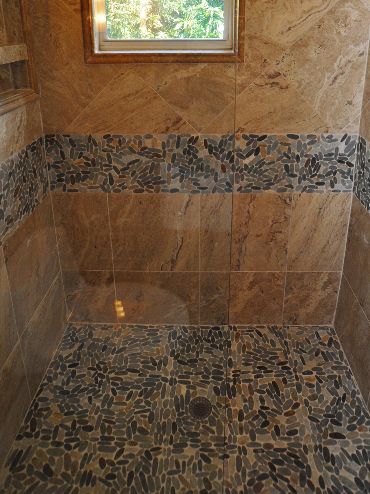 Photos hgtv - Bathroom tile decoration ...