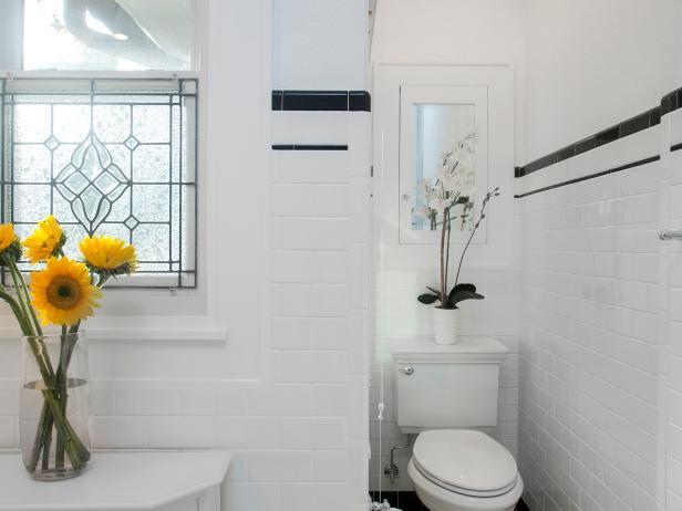 Art Deco Bathroom Photos | HGTV