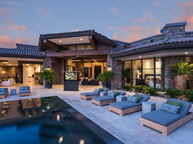 Swimming Pool Design Photos | HGTV