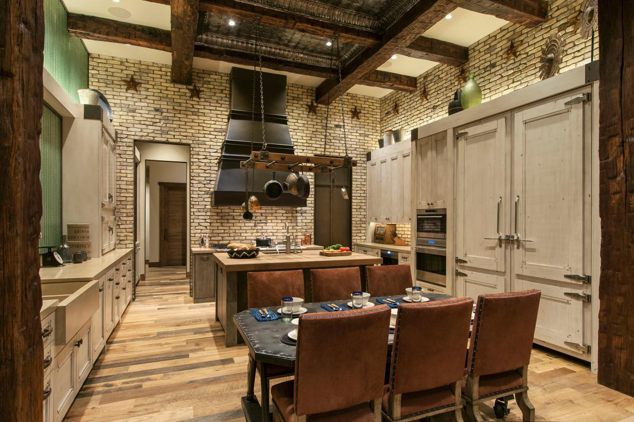 Southwestern Kitchen Photos Hgtv