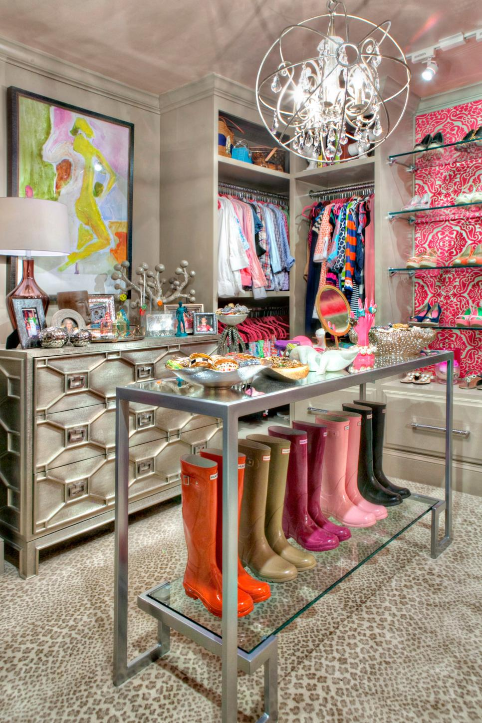 19 luxury closet designs hgtv