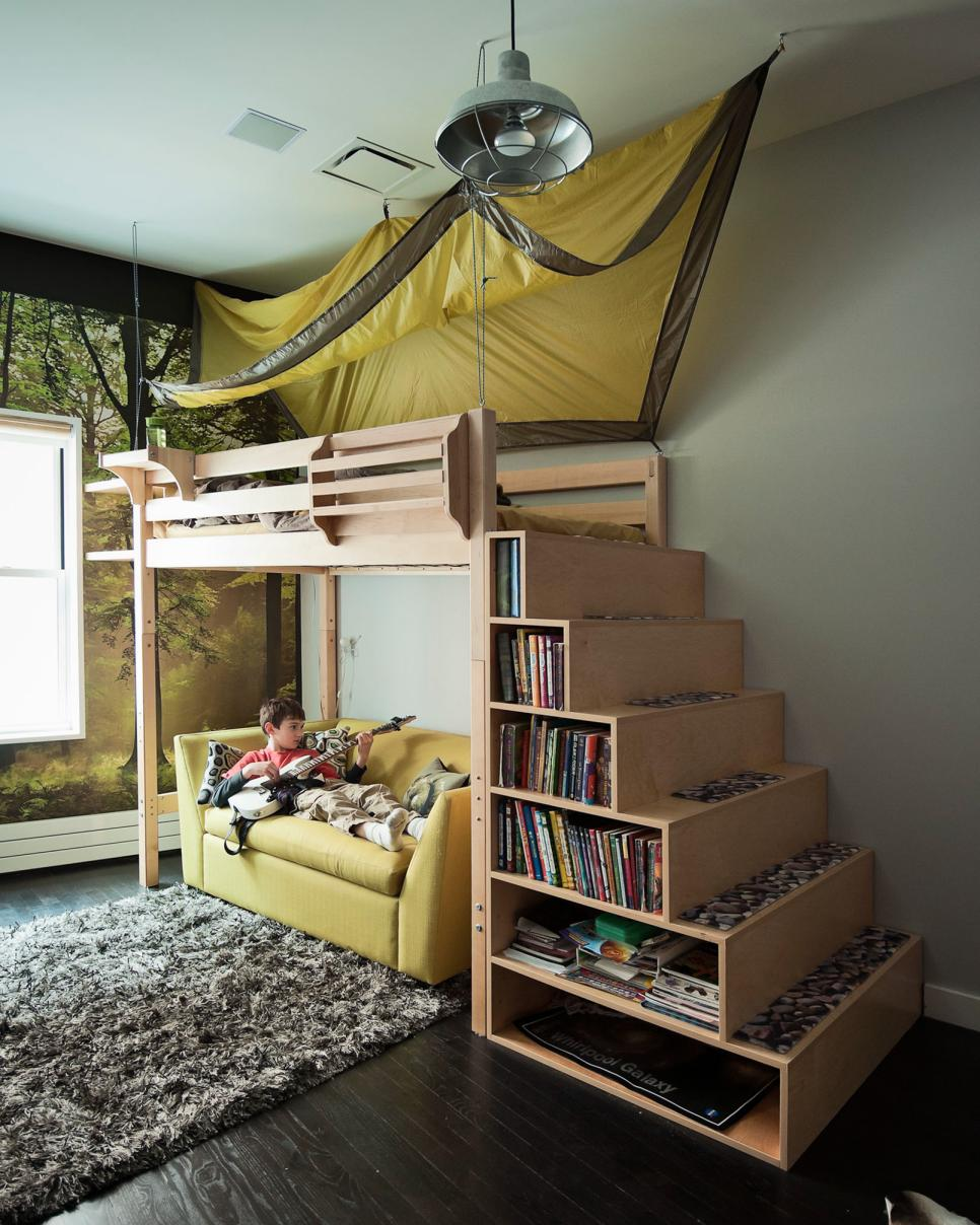 Bookcase Bedroom Furniture 21 Beautiful Bookcases And Creative Book Storage Ideas Hgtv