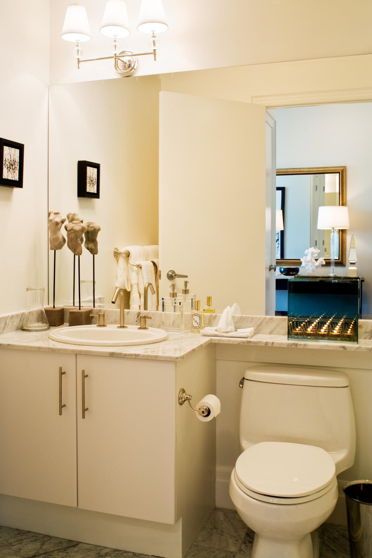Mirror nightstands contemporary bedroom kimberley seldon design - Tags