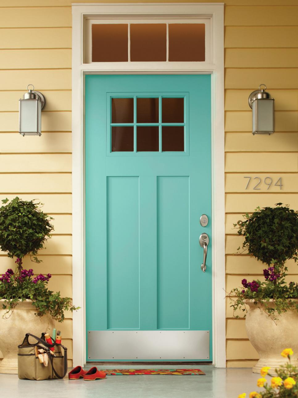 Front Door Colors Impressive 13 Favorite Front Door Colors  Hgtv Inspiration Design