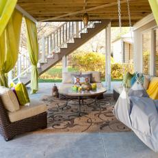 Backyard Patio Oasis