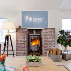 Hi-Tech Modern Living Room