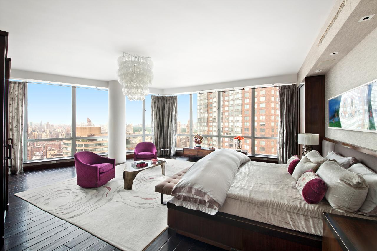 Image gallery new york penthouse bedrooms - Nyc bed room ...