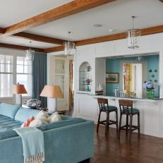 great room cape cod estate on buzzards bay in dartmouth mass - Cape Cod Living Room