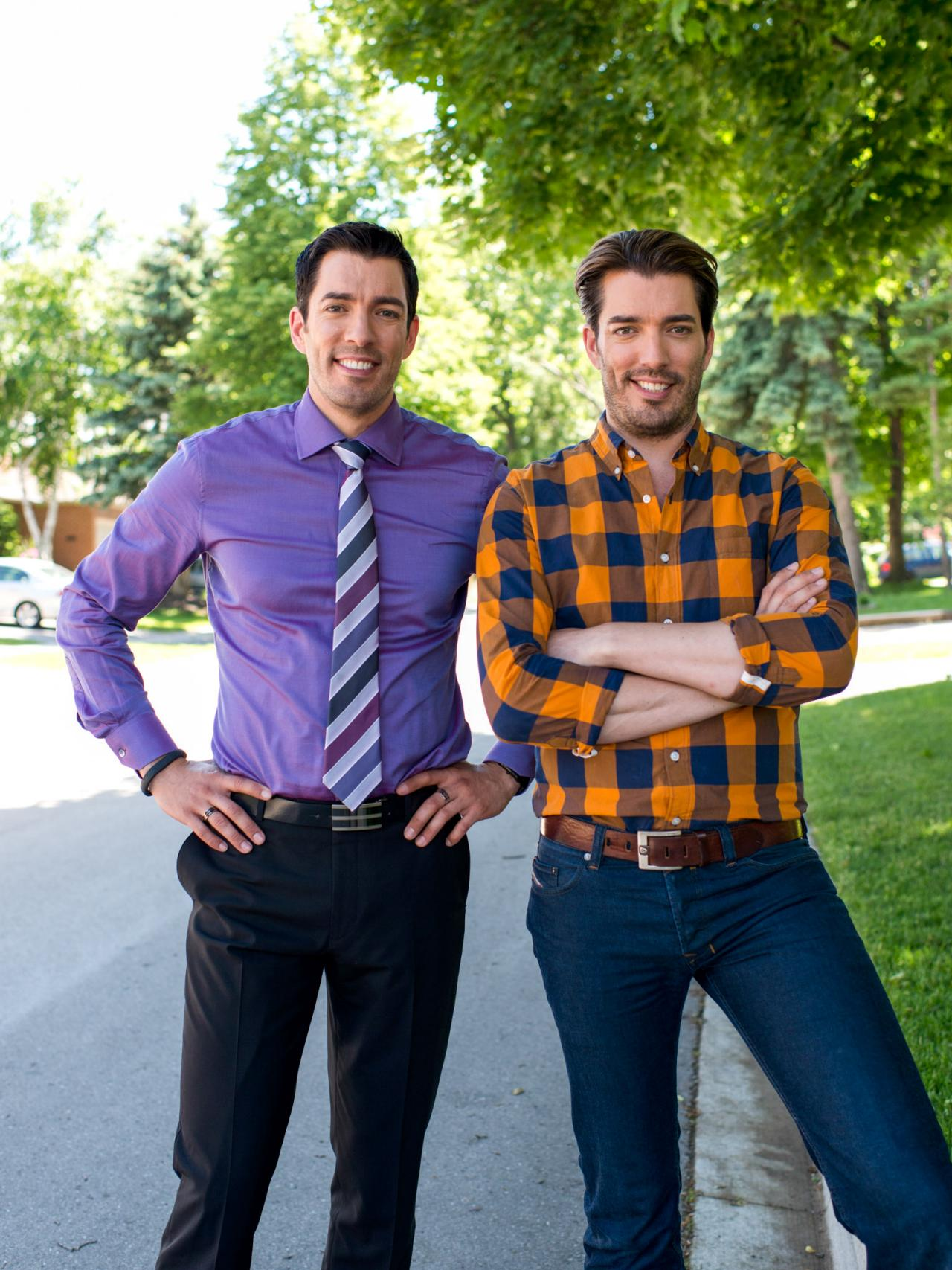 Property brothers drew and jonathan scott on hgtv 39 s buying Who are the property brothers