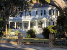 Beautiful Southern-Style Home in Beaufort, S.C.
