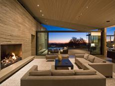 Great Room: Contemporary Luxury in Scottsdale, Ariz.