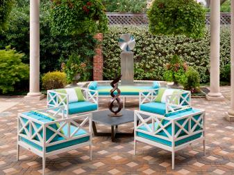 Bold Patio Furniture