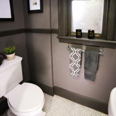 POWDER ROOM: AFTER