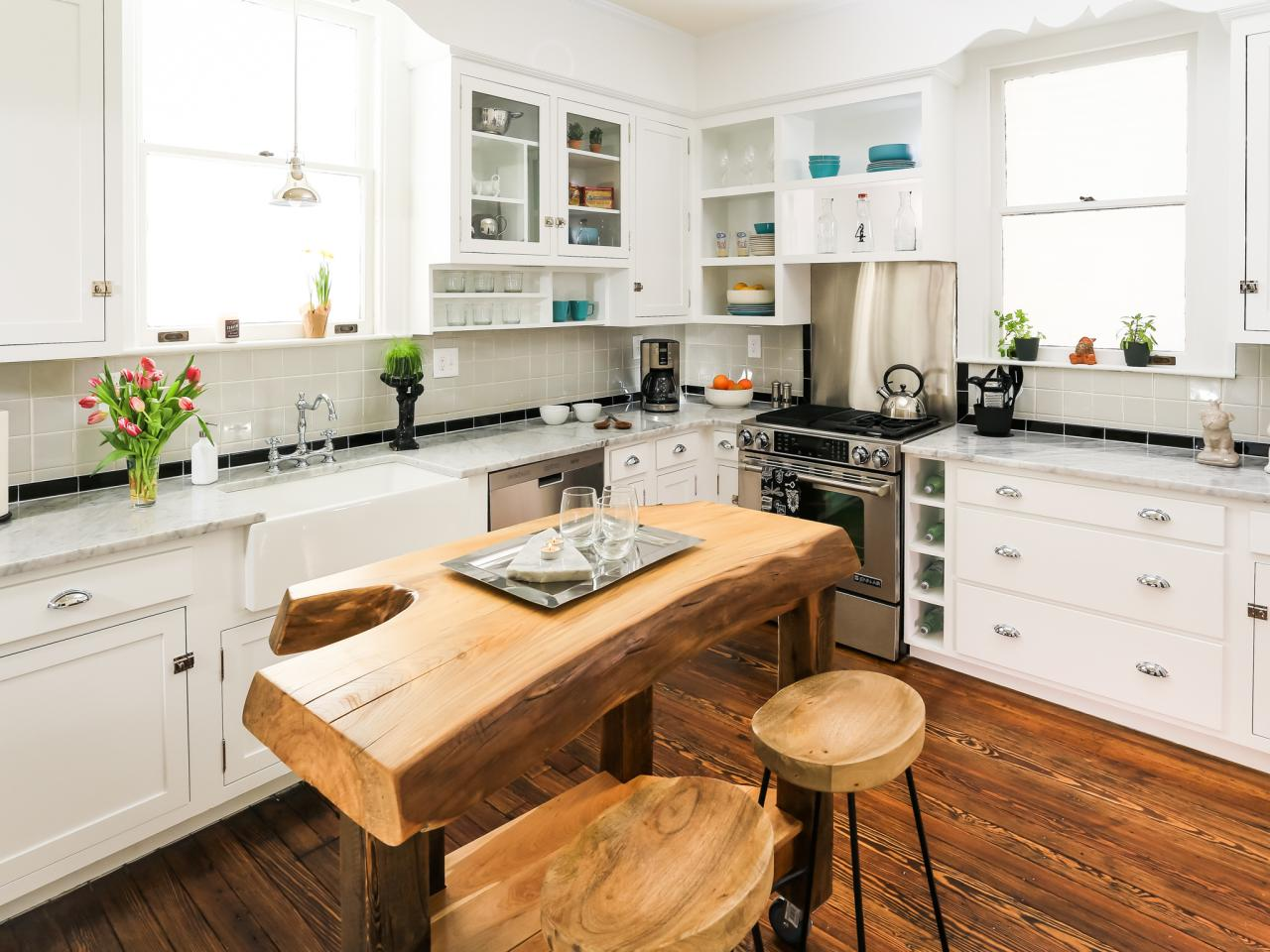 superior Nicole Curtis Kitchen Design #6: KITCHEN: BEFORE