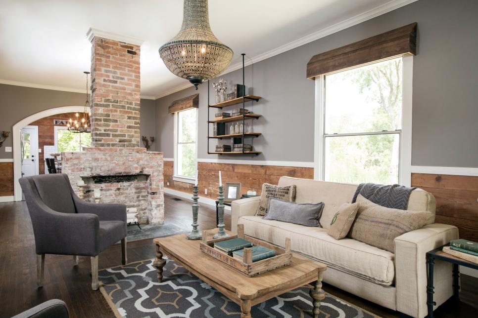 Decorating With Shiplap: Ideas From Hgtv'S Fixer Upper | Hgtv'S