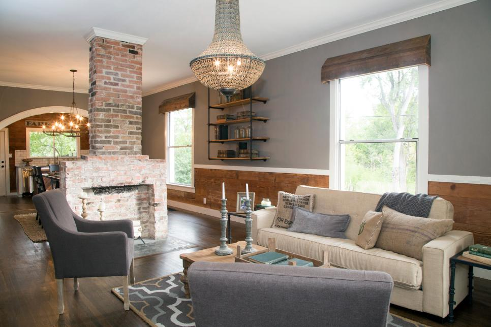 Fixer Upper: A Craftsman Remodel For Coffeehouse Owners | Hgtv'S