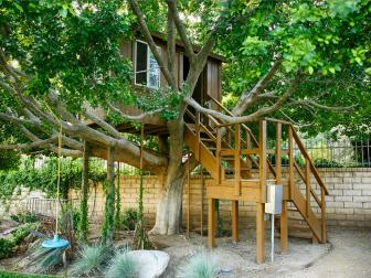 Treehouse: Traditional Gem in Chatsworth, Calif.