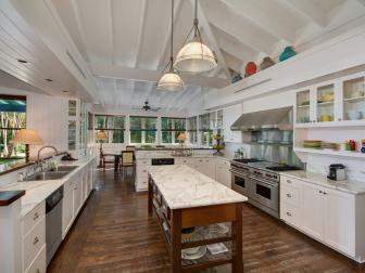 Kitchen: Beachfront Oasis in Islamorada, Fla.