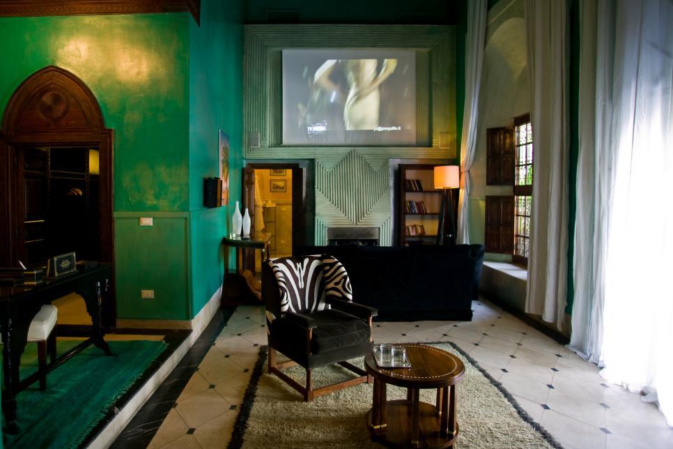 Tour a lavish mansion in marrakech morocco for International bedroom designs
