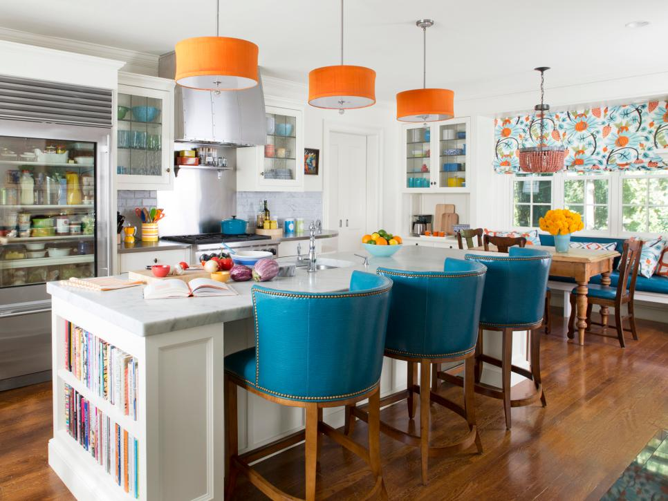 Our Favorite White Kitchens Hgtv