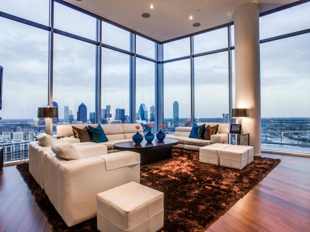 Urban Abodes: Posh Penthouse In Dallas Part 62