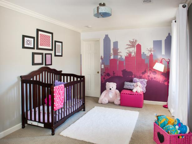 City Girl Nursery