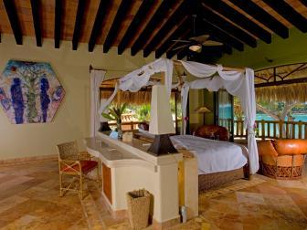 Bedroom: Beach Villa Beauty in Puerto Vallarta, Mexico