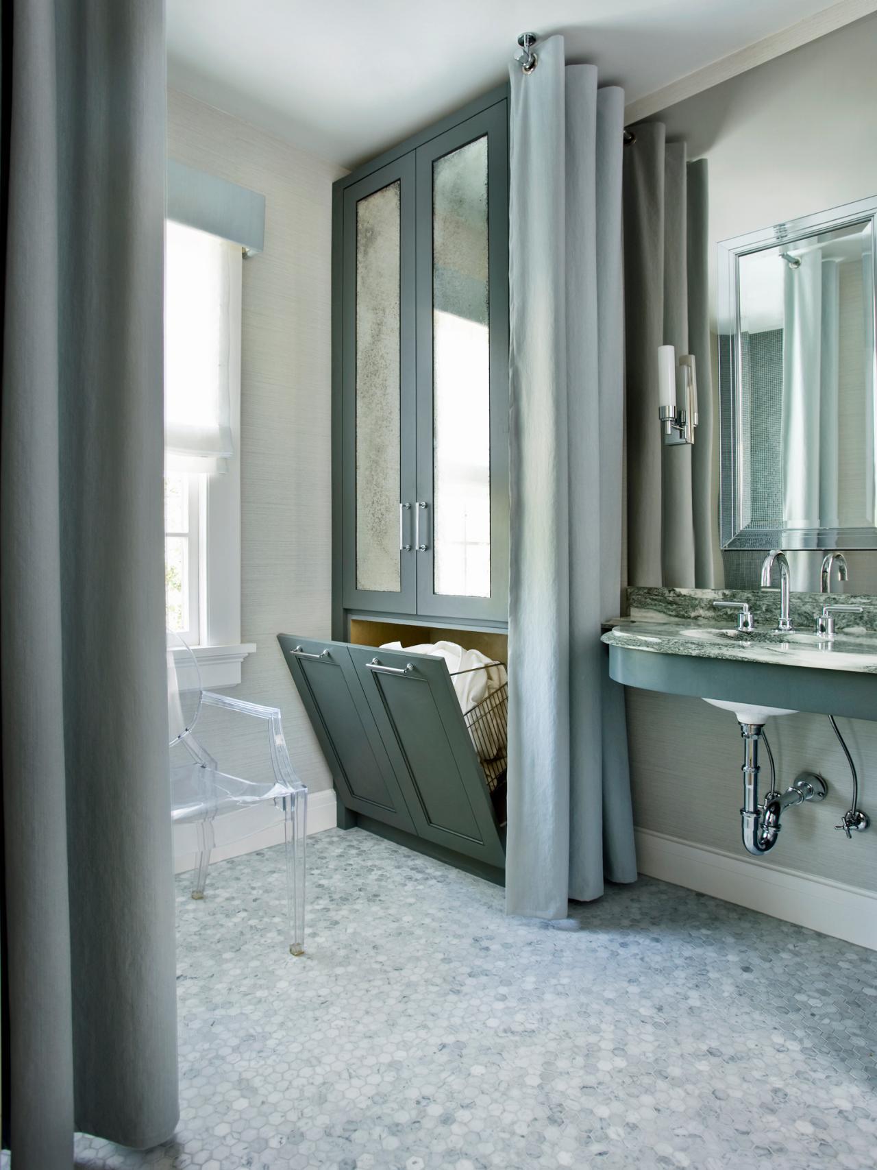 15 Smart Bath Storage Ideas Bathroom Ideas Amp Designs Hgtv
