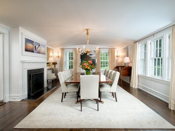 Traditional Dining Room Photos | HGTV