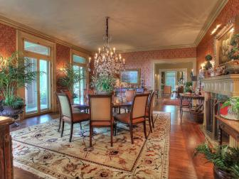 Formal Dining Room: Tall Oaks in Bernardsville Boro, NJ