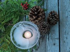 Inexpensive Holiday Decor
