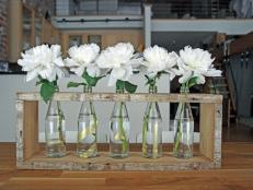 Bottle Centerpiece