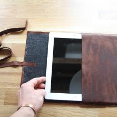 Place iPad Inside